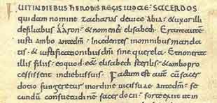 CarolingianMinuscule