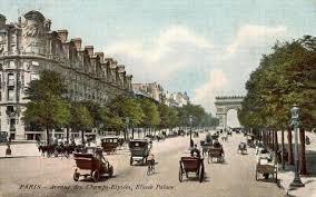L'avenue des Champs-Elysées à travers les siècles